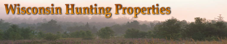 Wisconsin Hunting Properties - Offered by Dumke Properties